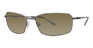 Serengeti Flex Series Sorrento Shiny Gunmetal 9157