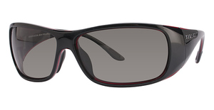 Serengeti Sport Classics Larino Shiny Black/Red