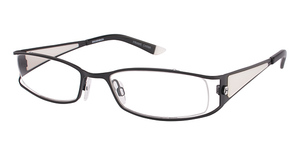 Humphrey's 582106 Matte Black/White