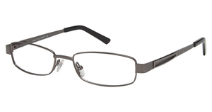 A&A Optical Wall St Gunmetal