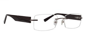 Totally Rimless TR 173 Brushed Brown