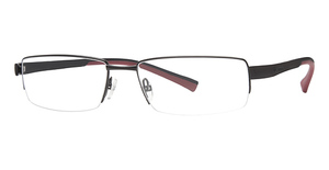 Columbia Big Horn Semi Matte Black/Black-Red
