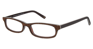 A&A Optical JCR101 Brown + 2.00