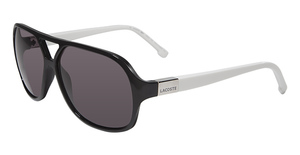 Lacoste L502S Black And White