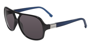 Lacoste L502S BLACK AND BLUE