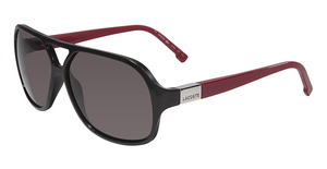 Lacoste L502S Black and Red