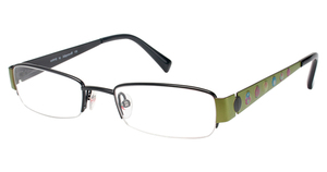 A&A Optical Hippie 12 Black