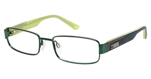 A&A Optical QO3420 602T Green/Clear