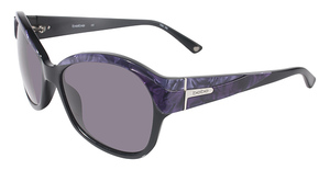 bebe BB7039 Purple Marble