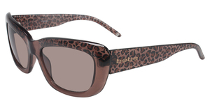 bebe BB7047 Brown Animal