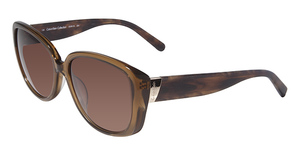 Calvin Klein CK7817S Brown Crystal