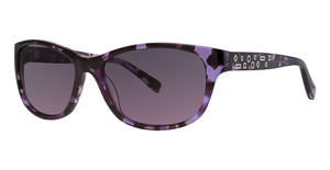 Kensie heavy metal Plum