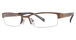 Aspex T9925 COPPBRWN &ORANGE/CHOCO