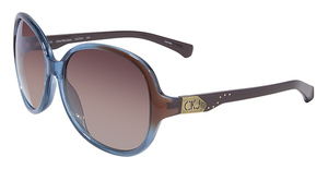 Calvin Klein CKJ707S Blue/Brown Gradient