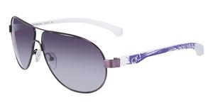 Calvin Klein CKJ407S Purple