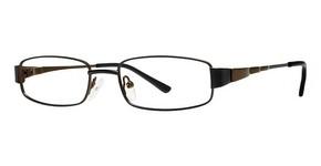 Modern Optical Marian matte black/matte brown