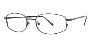 Royce International Eyewear TM-8 Dark Brown