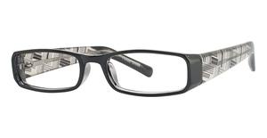 Capri Optics Junior Black