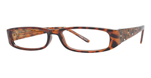 Capri Optics Amber Tortoise