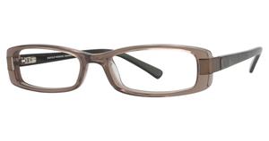 Aspex EC190 Clear Brown/Marbled Brown
