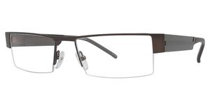 Aspex T9935 MDrkChoco/Grey&Black