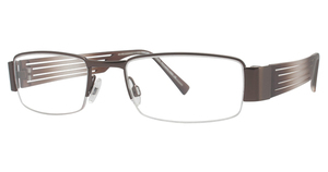 Aspex T9946 Satin Brown / Brown & Clear