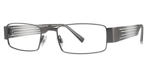 Aspex T9945 Satin Grey / Grey & Clear