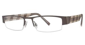 Aspex S3255 StnBrown/Brown&Clear