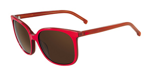 Lacoste L602S Red/Brown