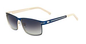 Lacoste L107S BLUE/SATIN BEIGE