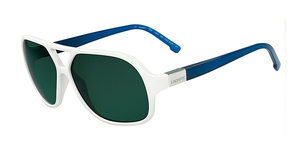 Lacoste L502S WHITE AND BLUE