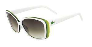 Lacoste L612S WHITE/GREEN