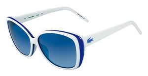 Lacoste L612S White/Blue