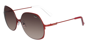 Lacoste L117S Satin Red