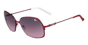 Lacoste L118S Satin Red