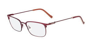 Lacoste L2107 Satin Red