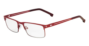 Lacoste L2122 Satin Red