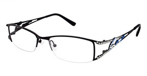 A&A Optical Hepburn 12 Black