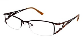 A&A Optical Hepburn Brown