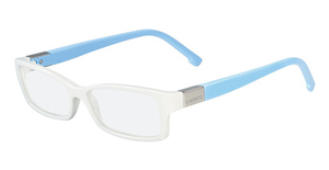 Lacoste L2501 White N Turquoise
