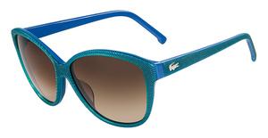 Lacoste L619S Aqua/Blue