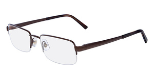 Marchon M-530 (228) Matte Coffee