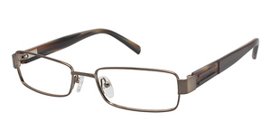 Ted Baker B305 Brown Horn
