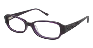 Lulu Guinness L837 Purple