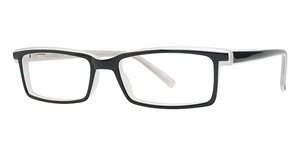 Royce International Eyewear Saratoga 22 Black/White