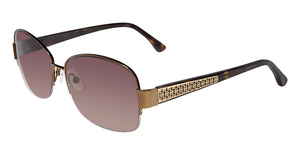 Michael Kors M2470S Britt Dark Brown