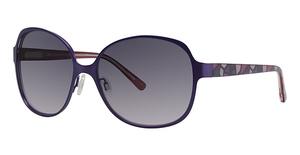 Kensie check me in Purple