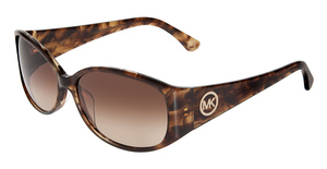 Michael Kors M2819SAF Brown Horn