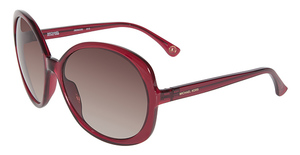 Michael Kors M2802S Haleigh Crimson