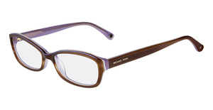 Michael Kors MK256 Brown / Purple